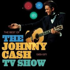 The Best of the Johnny Cash TV Show: 1969-1971 by Johnny Cash (CD, Jan-2008, Leg