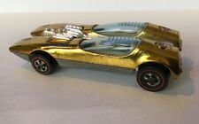 VINTAGE HOTWHEELS REDLINE COLLECTORS. SPITTIN IMAGE IN GOLD. VERY RARE MODEL