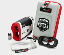 BUSHNELL TOUR X LASER GOLF RANGEFINDER JOLT & SLOPE TECHNOLOGY - NEW