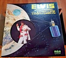 NM Record LP Aloha From Hawaii Via Satellite By Elvis Presley NEAR MINT FLAWLESS