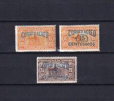 PANAMA 1929, Sc#C2-C4, Air Mail, MH