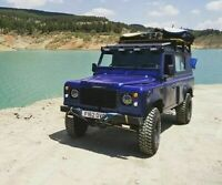 Land Rover Defender 110 300 TDI Expedition Vehicle 1988