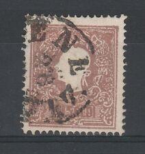 FRANCOBOLLI 1858 LOMBARDO VENETO 10 SOLDI C/9016