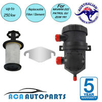 Oil Catch Can fit Nissan Navara D22 Patrol GU ZD30 Y61 & EGR Blanking Plate