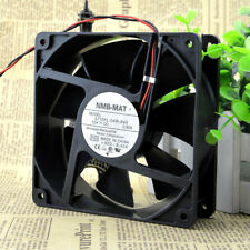 1pc NMB 4715KL-04W-B40 fan 12038 DC 12V 0.9A 120*120*38mm power supply fan 2 pin