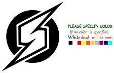 """Metroid Samus Graphic Die Cut decal sticker Car Truck Boat Window/ Laptop 6"""""""