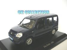 1:43 FIAT DOBLO' - (2006) + COPERCHIO BOX RIGIDO