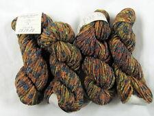 65% OFF! 4 Prism Custom Dyed Yarns LUNA Ribbon Slub Novelty Yarn - Terra Cotta