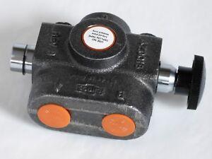 Cross SVS4 Hydraulic Selector Valve 128100