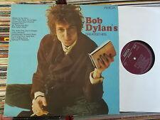 BOB DYLAN DDR AMIGA LP: BOB DYLAN'S GREATEST HITS (ROT 8 55 680)