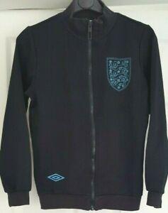England Football/Soccer Training/Casual Track Jacket/Shirt/Jersey - Age 9/10yrs