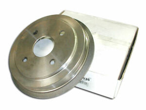 Rear Centric Brake Drum fits Dodge Ram 2500 2000 84HMPW
