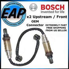 For BMW 3 5 7 8 M X Z SERIES Pair / Set Front Upstream Oxygen Sensor BOSCH