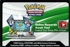 Special Pokémon TCG online code cards. (read description + updated list)