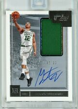 2019-20 Panini One and One Basketball Grant Williams Rc Rookie Jersey Auto 45/99