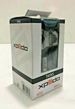 XPEDO TWINS PEDALS XMF06AC MTB 348 - black