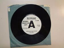 """ELECTRIC PRUNES: Get Me To The World On Time-U.K. 7"""" Reprise Records PS.20564 DJ"""
