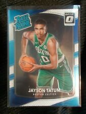 Jayson Tatum - Rookie Card - 2017-18 Donruss Optic - Boston Celtics