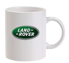 Land Rover Inspirado Taza Personalizado todoterreno REGALO 4x4 Coche Logo MOTOR