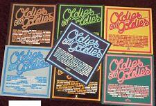 Oldies but goodies 7 LPS original recordings original Artists teldec bien reçois