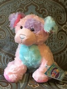 Webkinz Cotton Candy Puppy NWT and unused code ** Fast Ship & Smoke-Free Stock