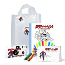 I'm The Big SISTER Gift Bag-Spidaman-kids camera-child camera-Disposable camera