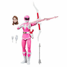 Hasbro Power Rangers Lightning Collection Mighty Morphin Pink Ranger 6in Action Figure