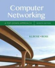 Computer Networking : A Top-Down Approach by James Kurose (7th edition)