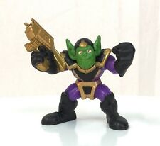 Marvel Super Hero Squad SKRULL SOLDIER from Avengers Wave 4 Secret Invasion