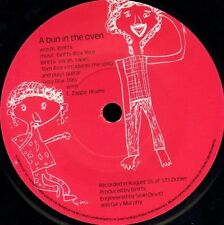 """PRINCESS TINYMEAT a bun in the oven/wigs on the green RT 163 uk 7"""" WS VG/"""