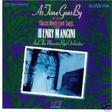 Henry Mancini - As Time Goes By - 15 Tracks CD