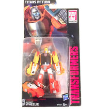 Transformers Hasbro Titan Returns legends Wheelie