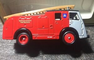 LLEDO - DAYS GONE -  'SUFFOLK COUNTY FIRE BRIGADE' DENNIS FIRE ENGINE