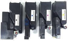5x Toner Generic BK/C/M/Y Fuji Xerox CM115w CM225fw CP115w CP116w CP225w Printer