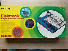 Philips Elektronik Experimentierkasten EE2003