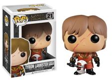 Pop Game of Thrones 21 Tyrion Lannister in Battle Armor Figure Funko 037796