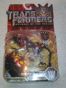 Transformers Revenge Of The Fallen Decepticon Recon Ravage NEST Chrome Exclusive