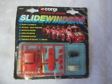 Corgi Toys - Slidewinders friction motor car kit 1982