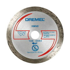 Dremel DSM540 Diamond Tile Cutting Disc 77×11.1mm 1PCS