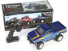 Thunder Tiger R/C Crawler Toyota Hilux Pick-Up Truck Blue Boxed RRP £190 F132