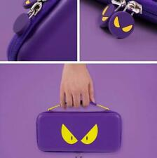 1*Storage Bag Protective Cover Case For Nintendo Switch Lite Game Console Purple