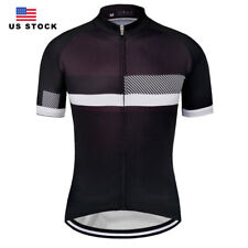 Man Cycling Jersey Men's Short Sleeve Bicycle Wear Women Breathable Shirts