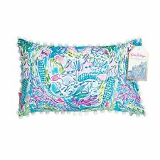 Lilly Pulitzer 161914 Pillow, Medium, Mermaid