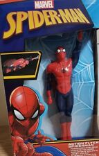 Marvel Action Flyer Ceiling Flying Spiderman Figure Boys Kids Toy Xmas Gift