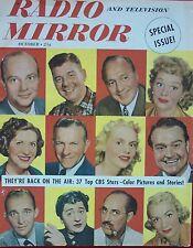 LUCILLE BALL - RADIO MIRROR MAGAZINE SPECIAL ISSUE - OCT 1949