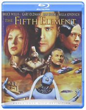 Fifth Element 0043396215207 With Bruce Willis Blu-ray Region a