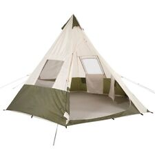 new style c1cf9 a2dce Ozark Trail 7 Person Teepee Camping Tents for sale   eBay
