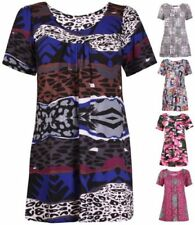 Short Sleeve Stretch Tops & Shirts for Women with Ruched