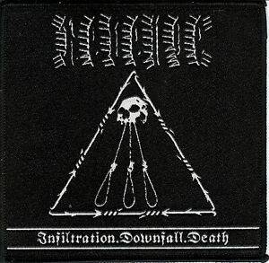 Revenge Infiltration Patch Order From Chaos Blasphemy Slayer Black Death Metal