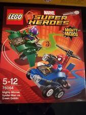 Lego super heroes 76064 - Spider-Man contre le Bouffon Vert Neuf